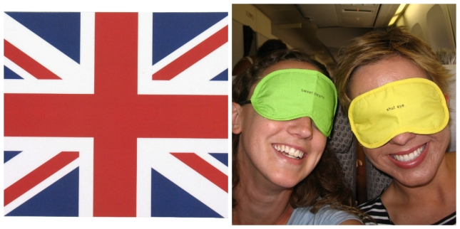 Virgin Atlantic - complimentary eye masks? Yes, please!