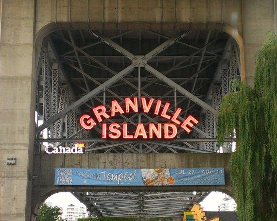 part 1 - granville sign