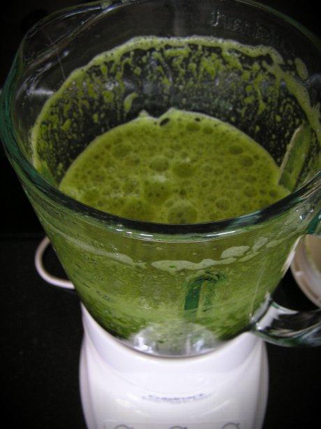 greens blended