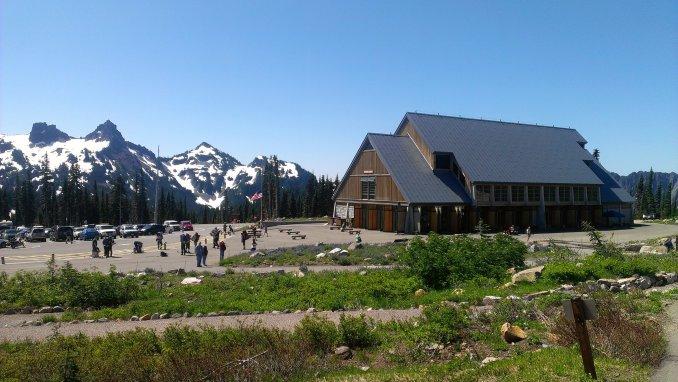 paradise visitors center