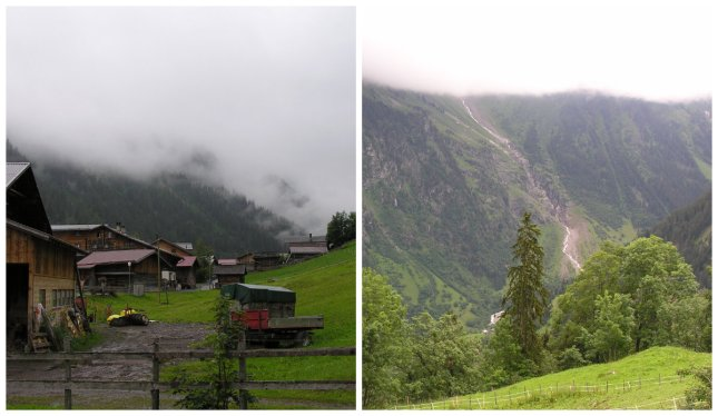 cloudy gimmelwald