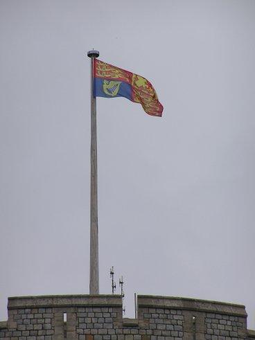 queen's flag
