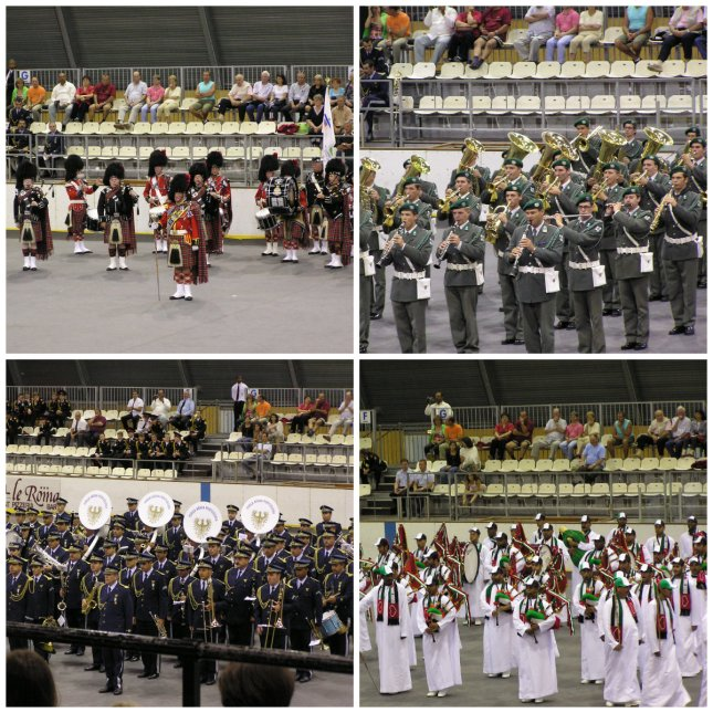 military bands
