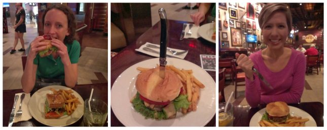 I feel like the knife that was included with my veggie burger should qualify me to be an honorary member of the Jets or Sharks…just sayin'