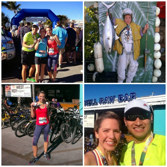 key west half marathon finish
