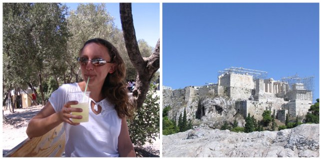 Acropolis Cold Drinks