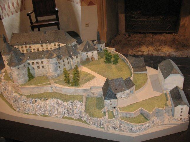 castle replica