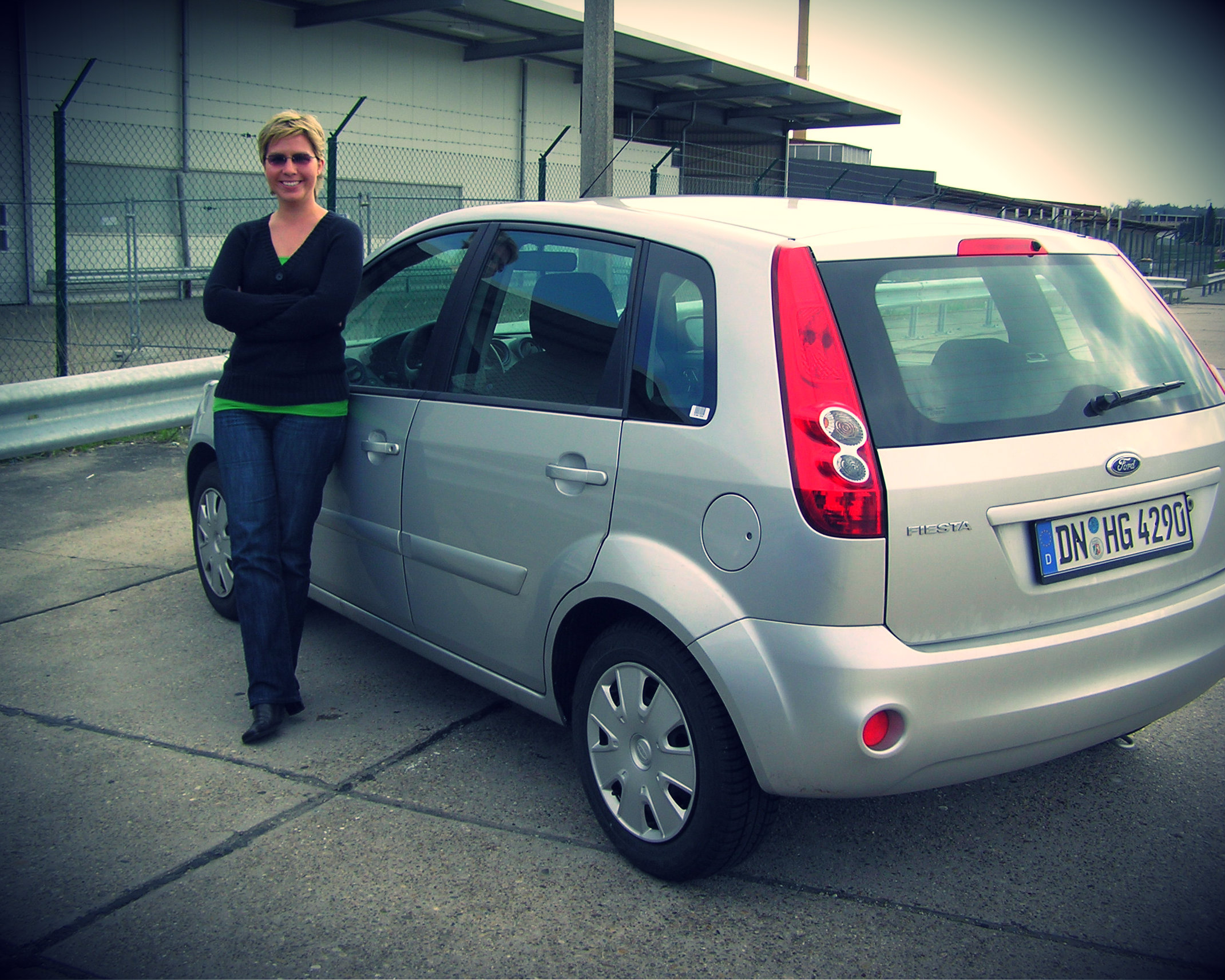 Driving Rental Car From France To Spain