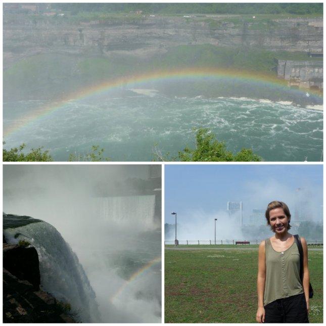 Niagara Falls Mist