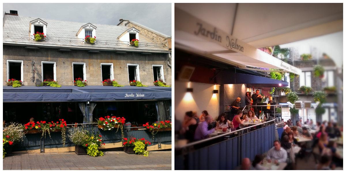 Canada food yum life a beautiful journey for Jardin nelson montreal menu