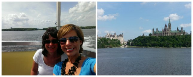 Ottawa River Boat Tour