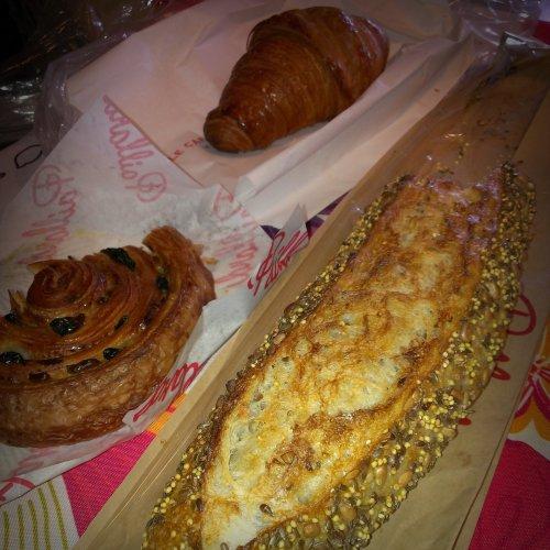 Paillard pastries