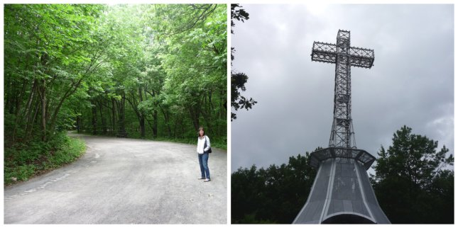 Mont Royal cross