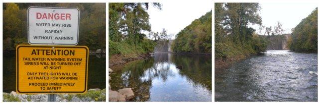 Ocoee River Dam 1