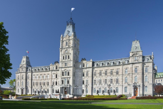 quebec parliament building