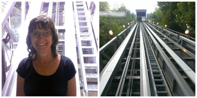 Quebec funicular