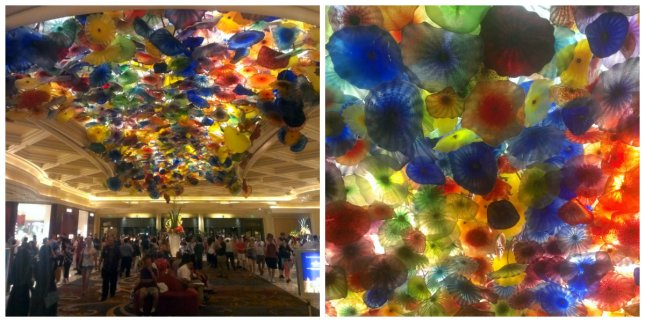 Chihuly glass Bellagio