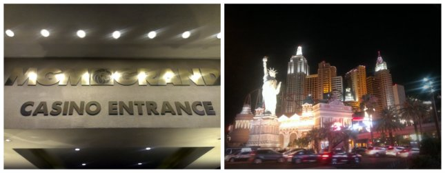 MGM Grand and New York