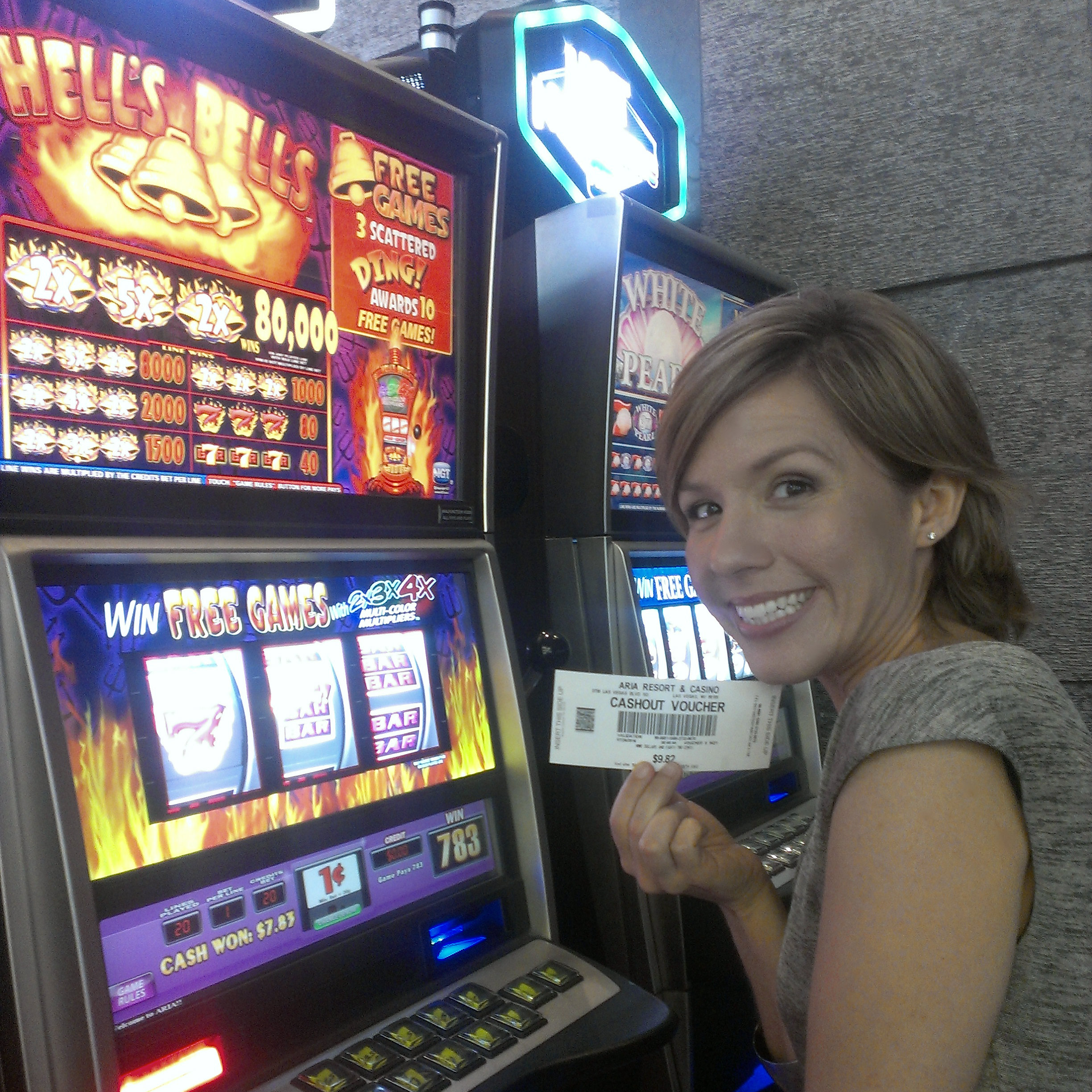 hells bells slot machine
