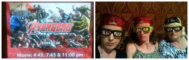 Avengers in 3D