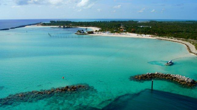 Castaway Cay island