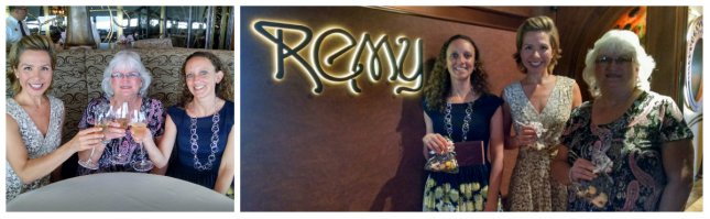 Remy dessert experience 3