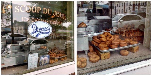 Dreesen's donuts