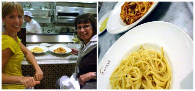 Eataly NYC pasta