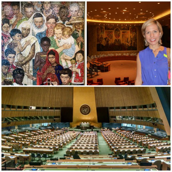 UN Headquarters Chambers