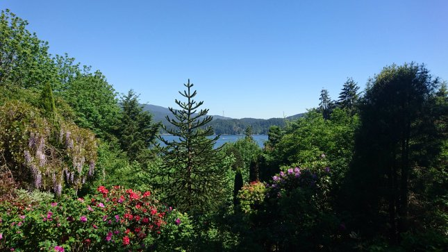 airbnb view deep cove 2