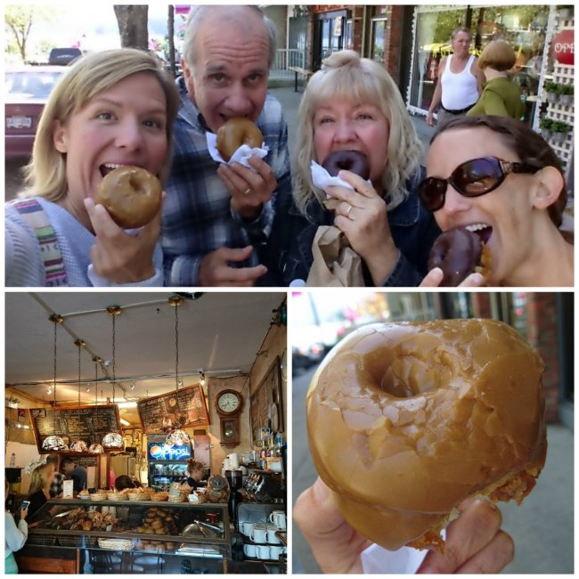 Honey Doughnuts Deep Cove