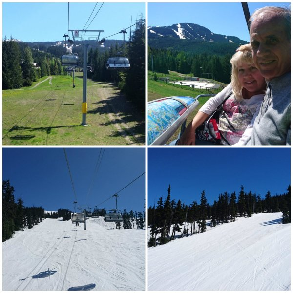 Blackcomb Chairlift
